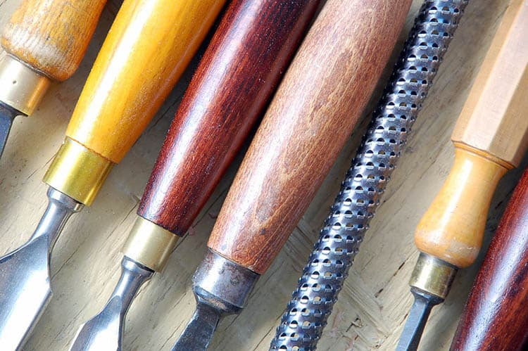 types of woodworking rasps