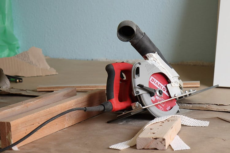 Types of woodwork saws