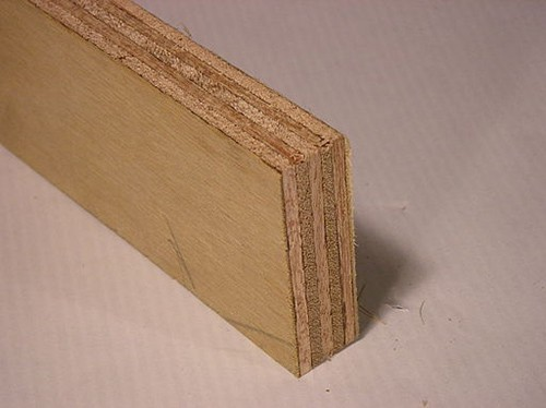 Plywood Substrate