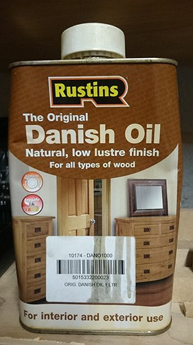 Oil-Varnish Blends