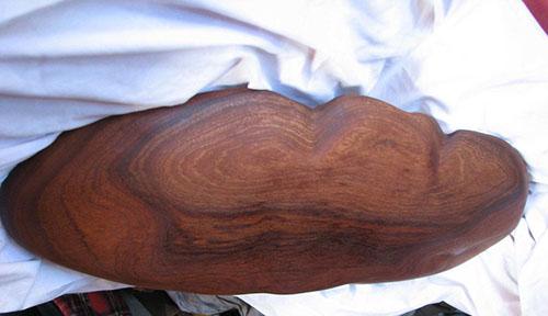 Mahogany hardwood