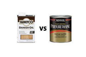 Danish Oil vs Polyurethane (Pros & Cons of Each)