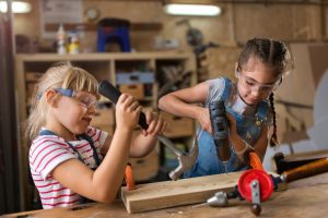 10 Easy Woodworking Projects for Kids