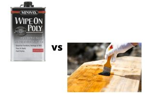 Wipe-On Polyurethane vs Brush-On (Pros & Cons)