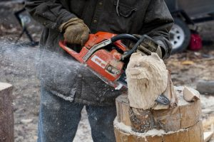 Best Wood For Chainsaw Carving