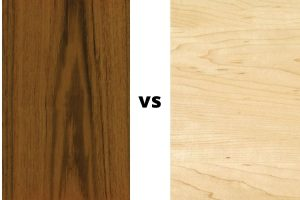 Teak vs. Maple (Comparing Wood – Pros & Cons)