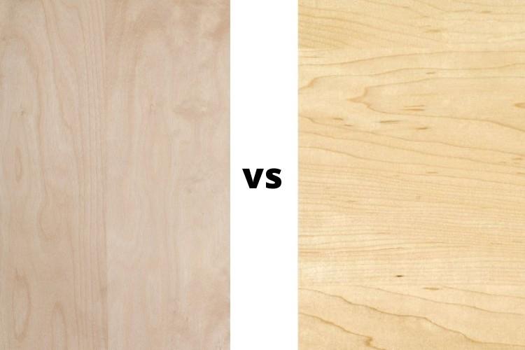 Maple Vs Birch Comparing Wood Pros, Oak Vs Maple Furniture