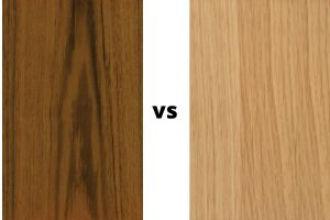 Teak Wood vs. Oak (Comparing Wood – Pros & Cons)