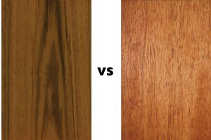 Teak vs. Mahogany (Comparing Wood – Pros & Cons)