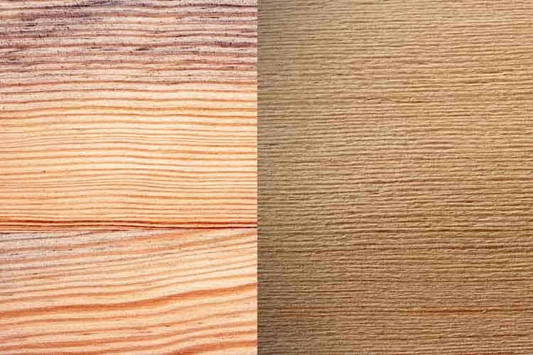 pine wood vs douglas fir