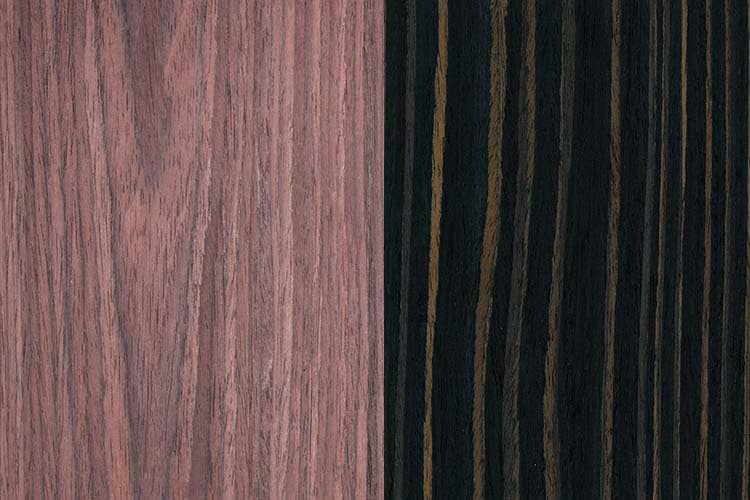rosewood-vs-ebony-texture-appearance