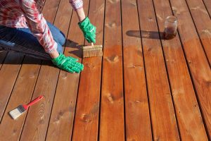 Timber Oil vs. Wood Stain