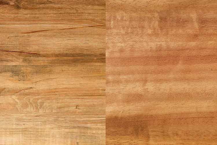 teak wood vs Eucalyptus wood