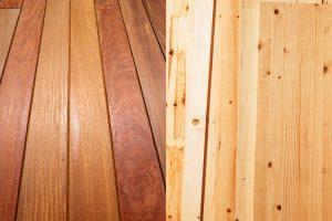 Teak vs Pine (Comparing Types of Wood)