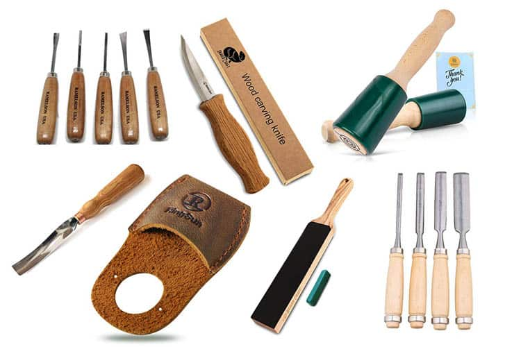 Beginner Wood Carving Tools -Complete Guide For Getting Started