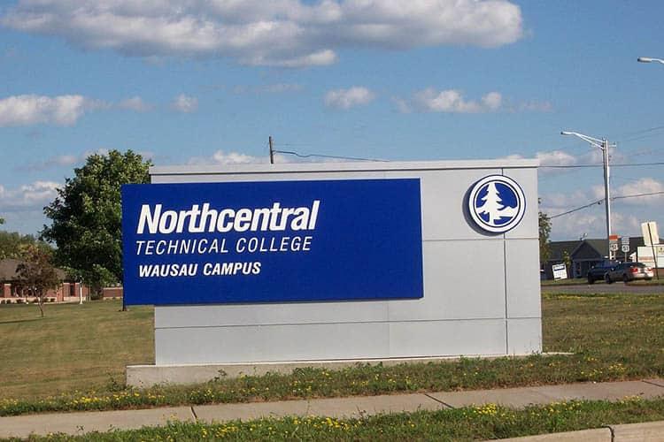 NorthcentralTechnicalCollegeWausauSign