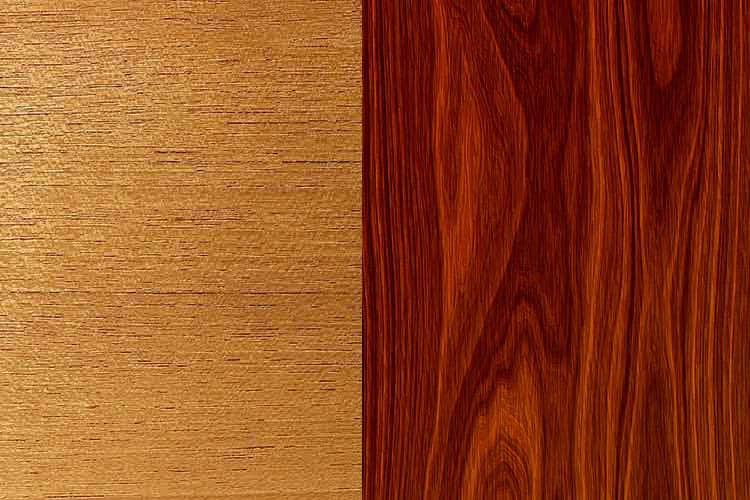 teak wood vs cherry wood
