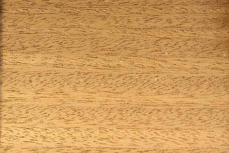 Natural African walnut quarter cut wood texture background