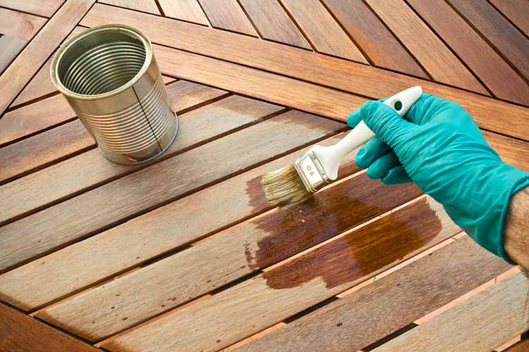 Best Practices for Staining Wood