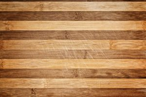 What kind of wood are butcher blocks made of?