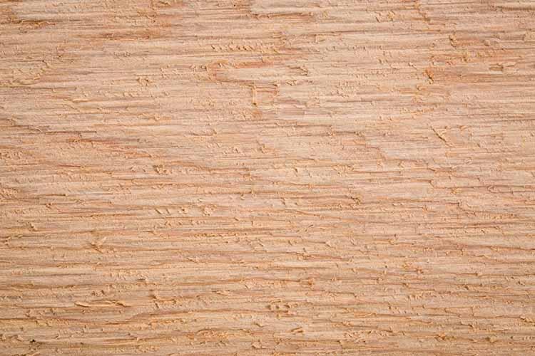 cedar wood plank textured background - macro shot